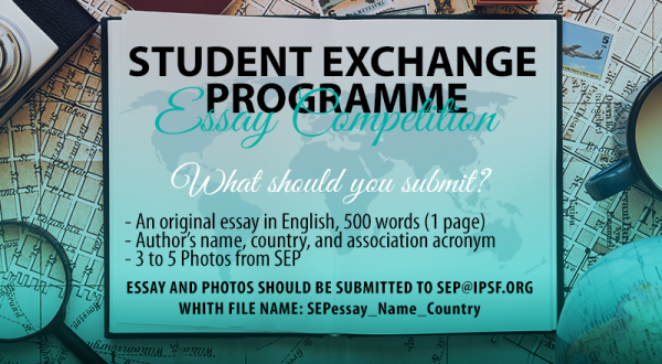 SEP Essay Competition 2019