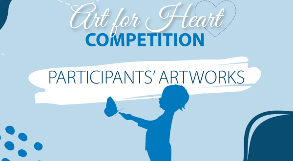 Art for Heart Competition - International Day of Innocent Children Victims of Aggression